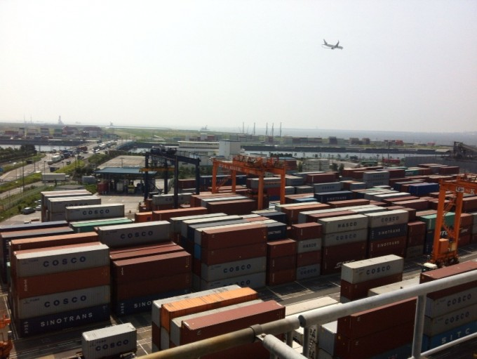 CY (= Container Yard)