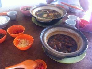 マレーシア 料理 バクテー