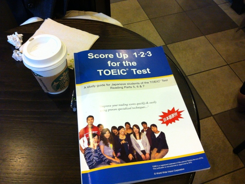 「Score Up 1-2-3 for the TOEIC(R) Test」の感想・レビュー ③