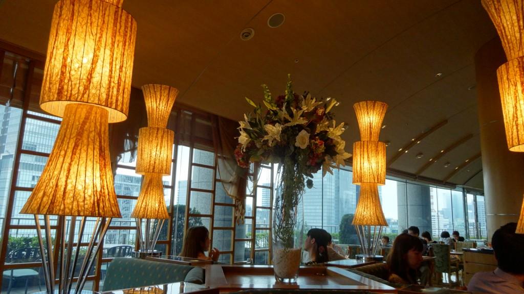 丸の内ホテルのフレンチレストラン pomme d'adam