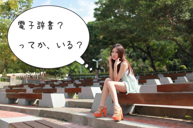 SII? Sharp? Casio? ビジネス・英語用電子辞書の選び方 【徹底比較】 (3)