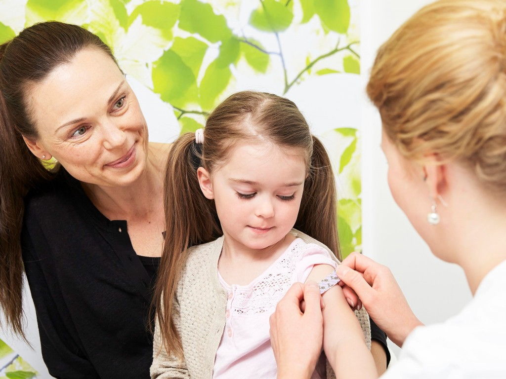 【海外赴任前準備】 予防接種を打ってきた