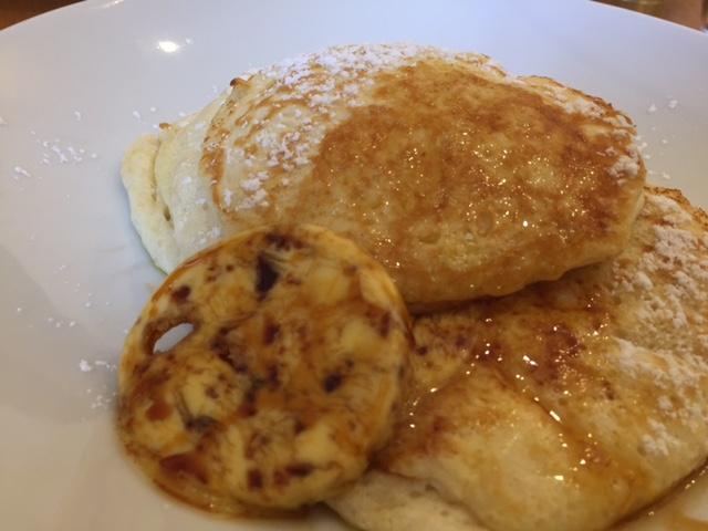 世界一の朝食bill's(ビルズ)本店に行ってみた【パンケーキ】