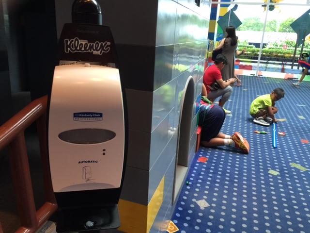 レゴランドホテル@マレーシア、1泊2日でちょうどいいってよ