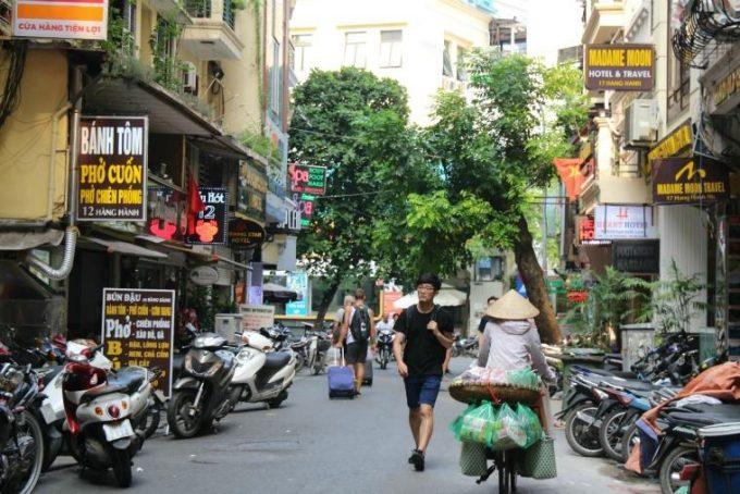 ベトナムへの出張